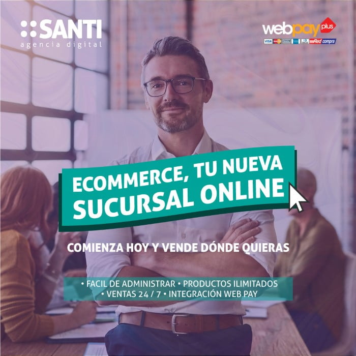 sucursal online - sitio web ecommerce
